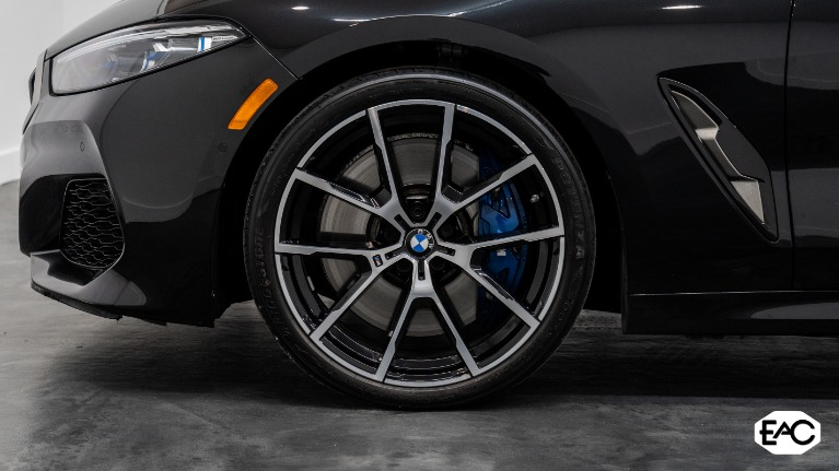 Used 2020 BMW 8 Series M850i xDrive Gran Coupe for sale $93,990 at Empire Auto Collection in Warren MI 48091 3