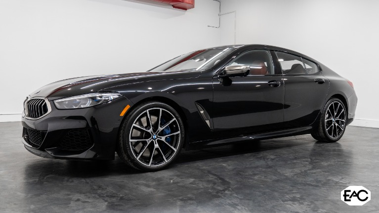 Used 2020 BMW 8 Series M850i xDrive Gran Coupe for sale $93,990 at Empire Auto Collection in Warren MI