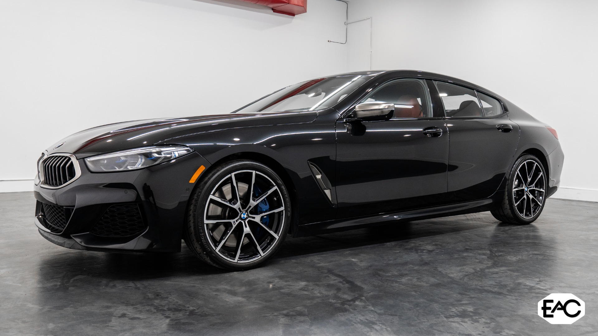 Used 2020 BMW 8 Series M850i xDrive Gran Coupe for sale $93,990 at Empire Auto Collection in Warren MI 48091 1