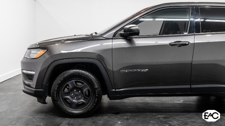 Used 2018 Jeep Compass Sport for sale Sold at Empire Auto Collection in Warren MI 48091 2