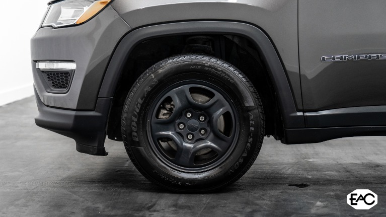 Used 2018 Jeep Compass Sport for sale Sold at Empire Auto Collection in Warren MI 48091 3