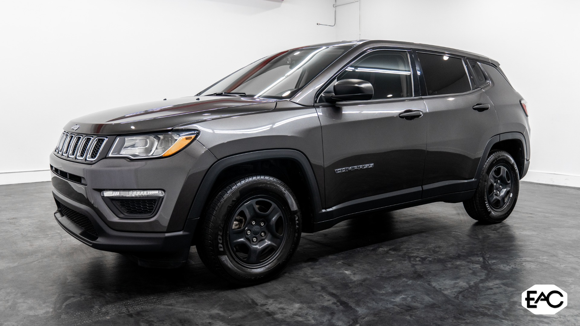 Used 2018 Jeep Compass Sport for sale Sold at Empire Auto Collection in Warren MI 48091 1