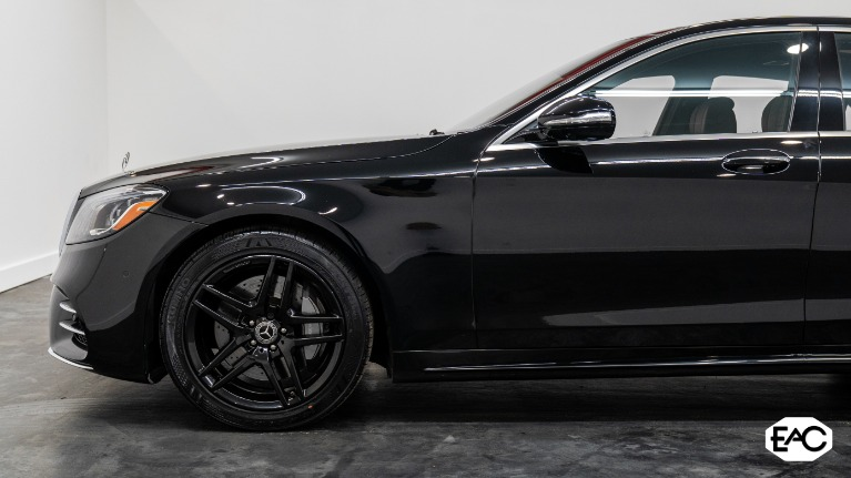 Used 2018 Mercedes-Benz S-Class S 450 4MATIC for sale $59,990 at Empire Auto Collection in Warren MI 48091 2