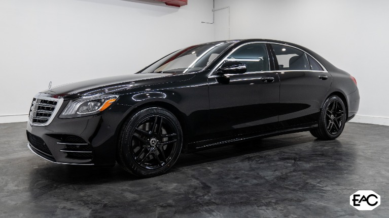 Used 2018 Mercedes-Benz S-Class S 450 4MATIC for sale $61,990 at Empire Auto Collection in Warren MI