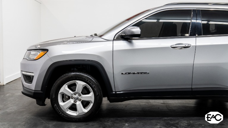 Used 2019 Jeep Compass Latitude for sale Sold at Empire Auto Collection in Warren MI 48091 2