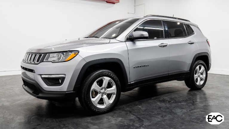 Used 2019 Jeep Compass Latitude for sale $20,490 at Empire Auto Collection in Warren MI