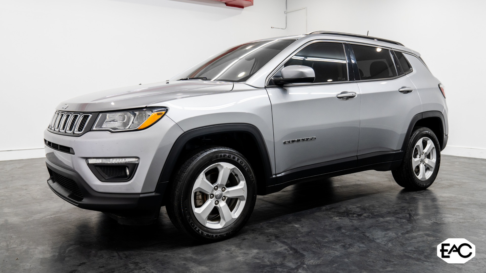Used 2019 Jeep Compass Latitude for sale Sold at Empire Auto Collection in Warren MI 48091 1
