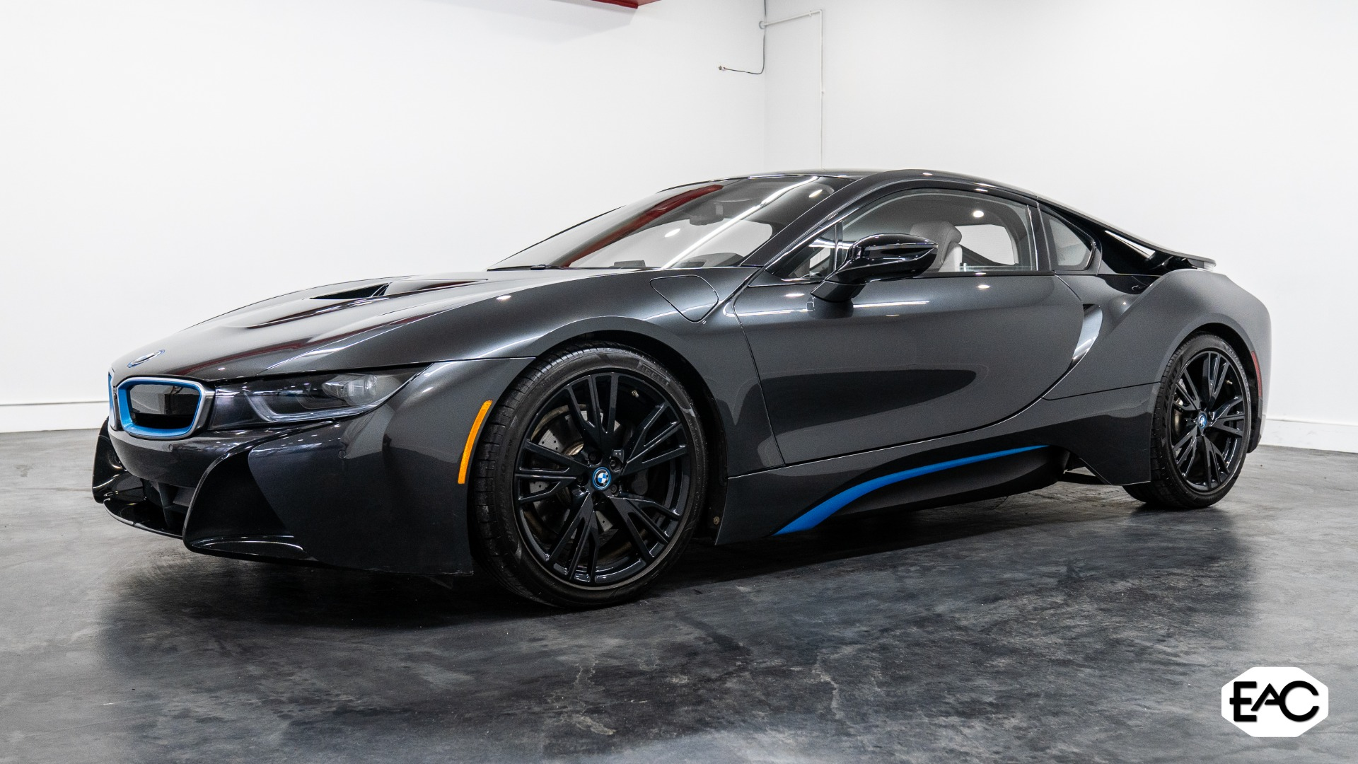 Used 2015 BMW i8 for sale Sold at Empire Auto Collection in Warren MI 48091 1