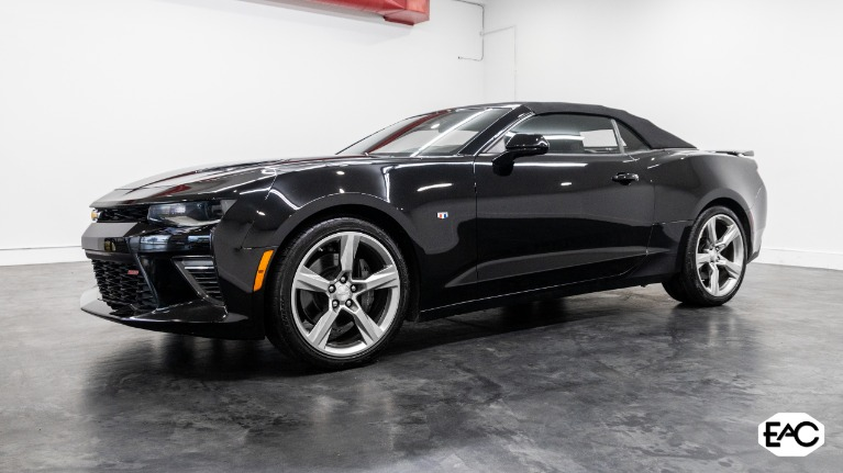 Used 2017 Chevrolet Camaro SS for sale Sold at Empire Auto Collection in Warren MI 48091 1