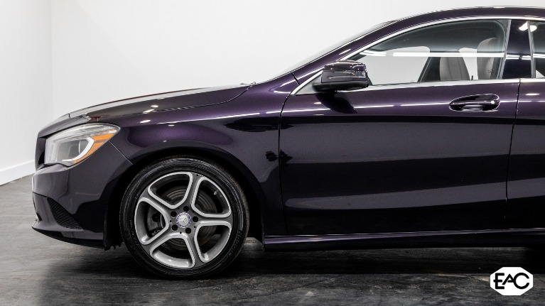Used 2014 Mercedes-Benz CLA CLA 250 for sale Sold at Empire Auto Collection in Warren MI 48091 2