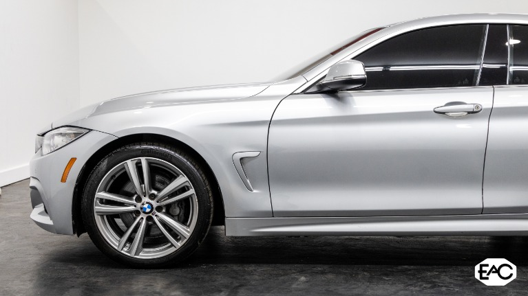 Used 2015 BMW 4 Series 435i xDrive Gran Coupe for sale Sold at Empire Auto Collection in Warren MI 48091 2