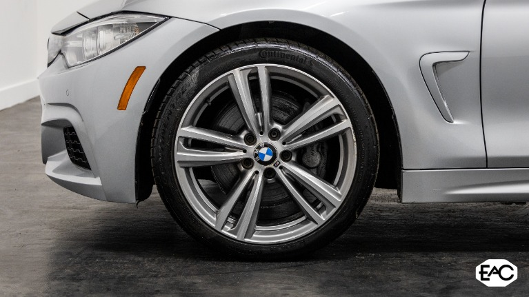 Used 2015 BMW 4 Series 435i xDrive Gran Coupe for sale Sold at Empire Auto Collection in Warren MI 48091 3