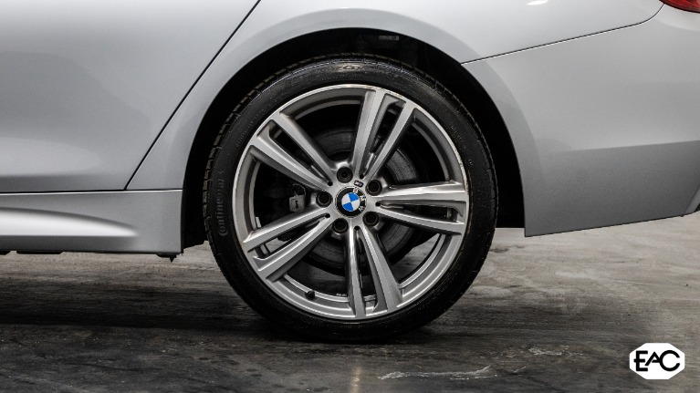 Used 2015 BMW 4 Series 435i xDrive Gran Coupe for sale Sold at Empire Auto Collection in Warren MI 48091 4
