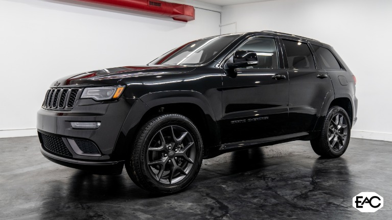 Used 2019 Jeep Grand Cherokee Limited X for sale Sold at Empire Auto Collection in Warren MI 48091 1