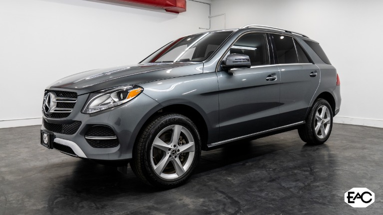 Used 2019 Mercedes-Benz GLE GLE 400 4MATIC for sale $45,490 at Empire Auto Collection in Warren MI