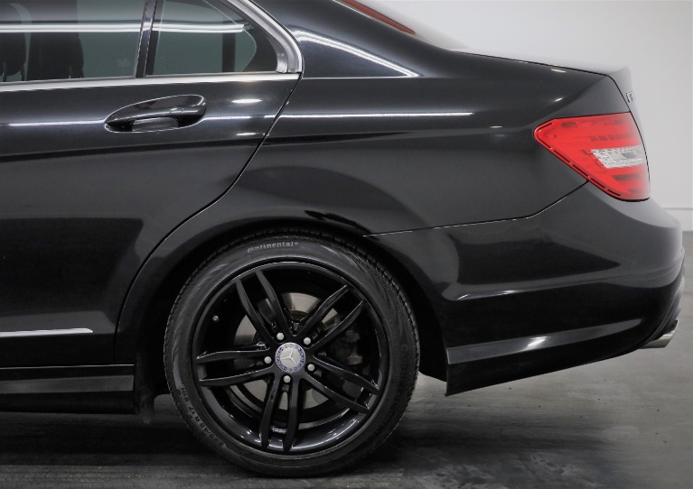 Used 2014 Mercedes-Benz C-Class C 300 Sport 4MATIC for sale $15,490 at Empire Auto Collection in Warren MI 48091 4