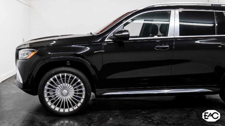 Used 2021 Mercedes-Benz GLS Mercedes-Maybach GLS 600 4MATIC for sale $289,990 at Empire Auto Collection in Warren MI 48091 2