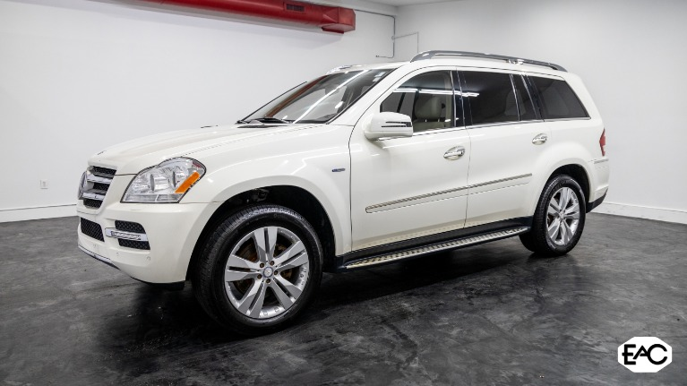 Used 2012 Mercedes-Benz GL-Class GL 350 BlueTEC for sale $15,490 at Empire Auto Collection in Warren MI