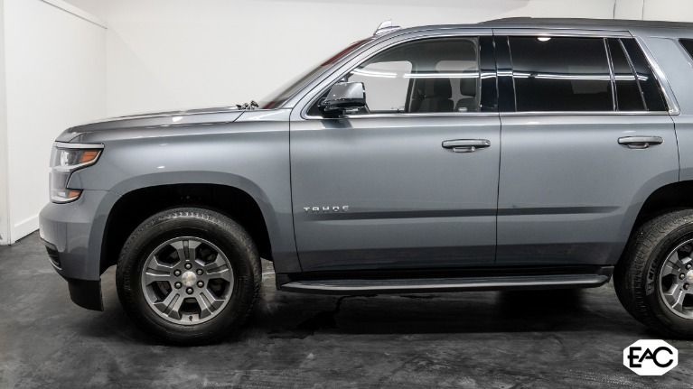 Used 2018 Chevrolet Tahoe LS for sale Sold at Empire Auto Collection in Warren MI 48091 2
