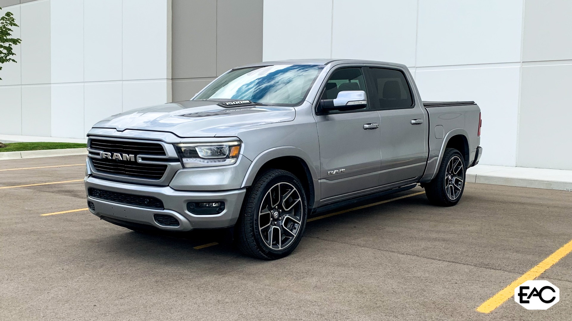 Used 2019 Ram Ram Pickup 1500 Laramie for sale $44,990 at Empire Auto Collection in Warren MI 48091 1