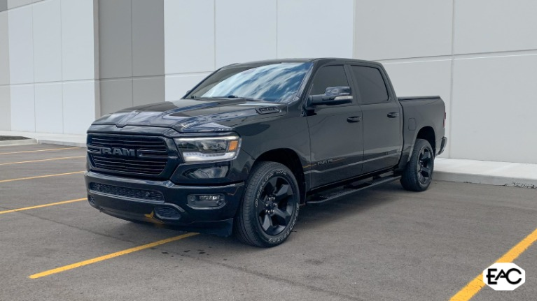 Used 2019 Ram Ram Pickup 1500 Big Horn for sale $37,990 at Empire Auto Collection in Warren MI