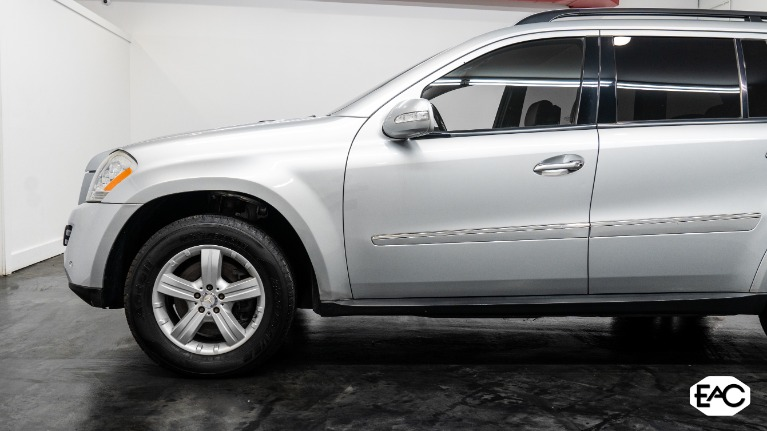 Used 2008 Mercedes-Benz GL-Class GL 450 4MATIC for sale $9,990 at Empire Auto Collection in Warren MI 48091 2