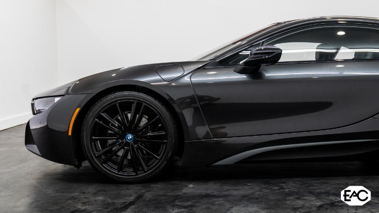 Used 2019 BMW i8 for sale $119,990 at Empire Auto Collection in Warren MI 48091 2