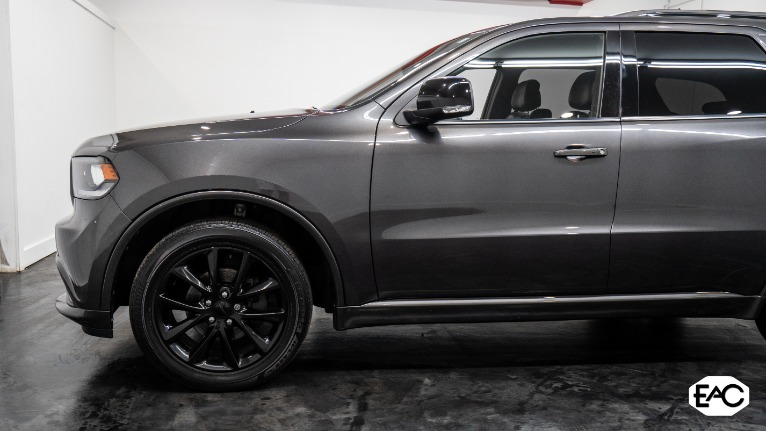 Used 2018 Dodge Durango GT for sale $32,490 at Empire Auto Collection in Warren MI 48091 2