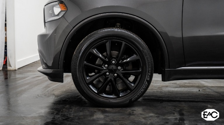 Used 2018 Dodge Durango GT for sale $32,490 at Empire Auto Collection in Warren MI 48091 3
