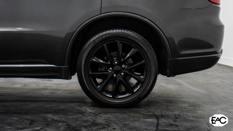 Used 2018 Dodge Durango GT for sale $32,490 at Empire Auto Collection in Warren MI 48091 4