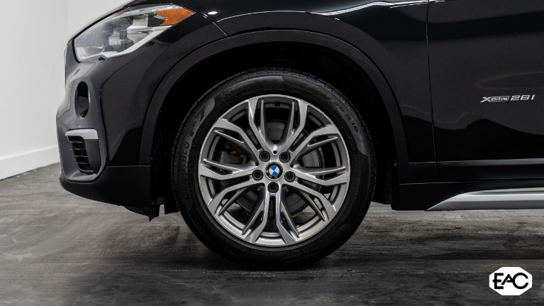 Used 2017 BMW X1 xDrive28i for sale $26,990 at Empire Auto Collection in Warren MI 48091 3