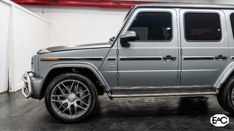 Used 2020 Mercedes-Benz G-Class AMG G 63 for sale Call for price at Empire Auto Collection in Warren MI 48091 2