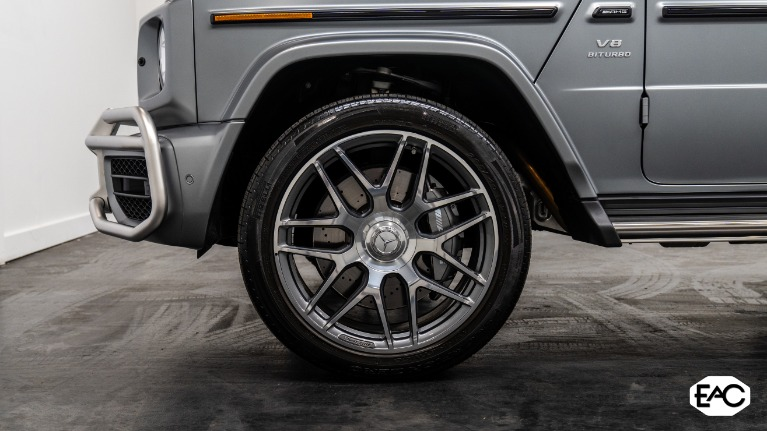 Used 2020 Mercedes-Benz G-Class AMG G 63 for sale Call for price at Empire Auto Collection in Warren MI 48091 3