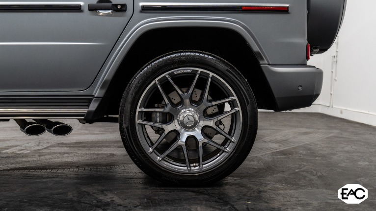 Used 2020 Mercedes-Benz G-Class AMG G 63 for sale Call for price at Empire Auto Collection in Warren MI 48091 4