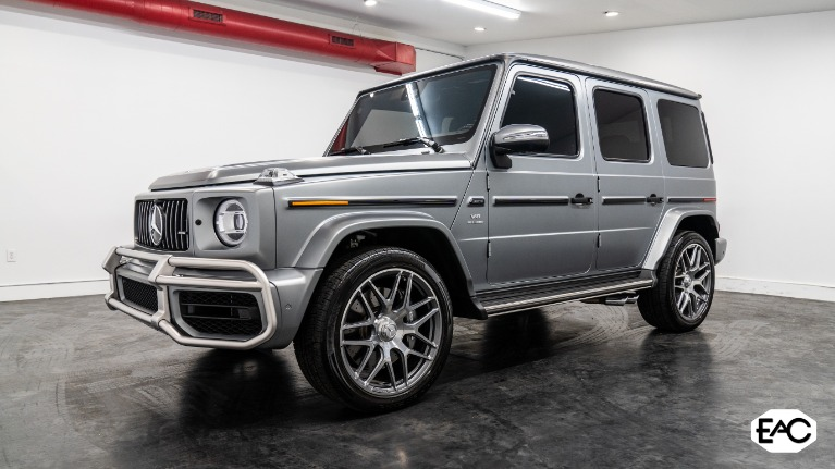Used 2020 Mercedes-Benz G-Class AMG G 63 for sale Call for price at Empire Auto Collection in Warren MI