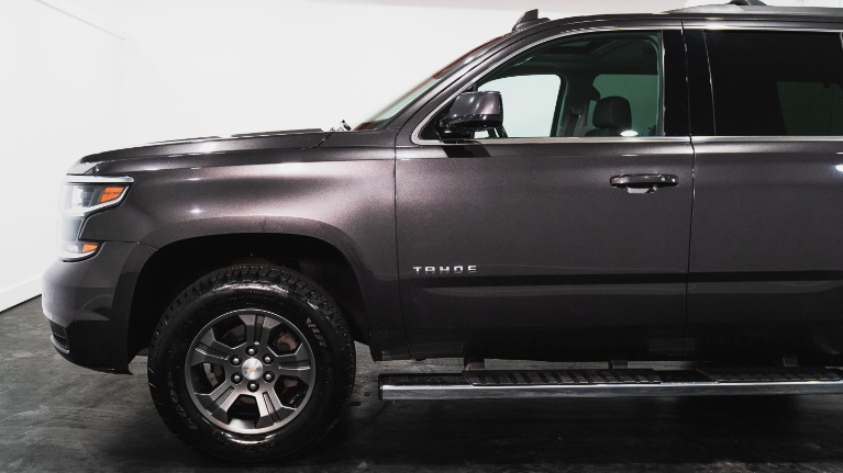 Used 2016 Chevrolet Tahoe LT for sale $30,999 at Empire Auto Collection in Warren MI 48091 2