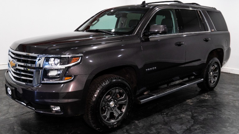 Used 2016 Chevrolet Tahoe LT for sale $30,999 at Empire Auto Collection in Warren MI
