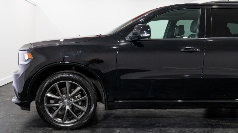 Used 2017 Dodge Durango GT for sale Sold at Empire Auto Collection in Warren MI 48091 2
