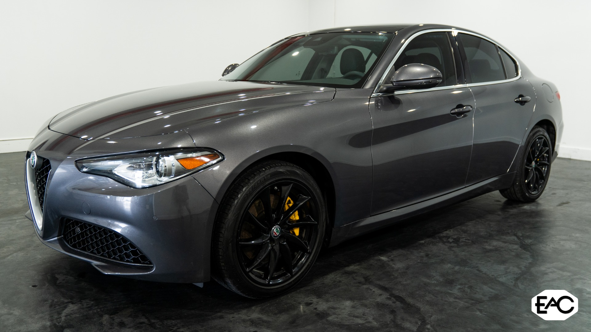 Used 2017 Alfa Romeo Giulia AWD for sale Sold at Empire Auto Collection in Warren MI 48091 1