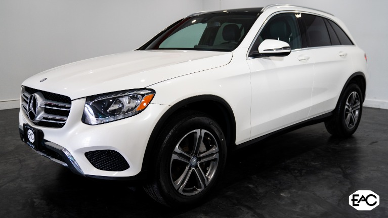 Used 2016 Mercedes-Benz GLC GLC 300 4MATIC for sale Sold at Empire Auto Collection in Warren MI 48091 1