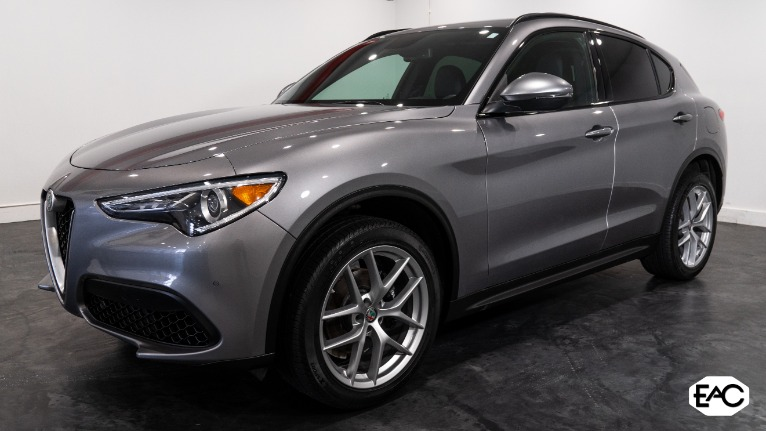 Used 2018 Alfa Romeo Stelvio Ti Sport for sale Sold at Empire Auto Collection in Warren MI 48091 1