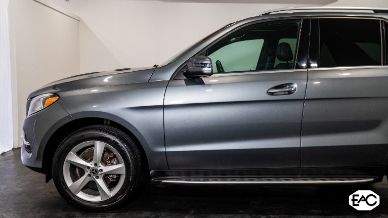 Used 2017 Mercedes-Benz GLE GLE 350 4MATIC for sale $27,990 at Empire Auto Collection in Warren MI 48091 2