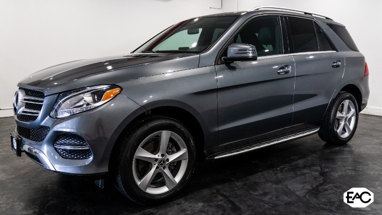 Used 2017 Mercedes-Benz GLE GLE 350 4MATIC for sale $27,990 at Empire Auto Collection in Warren MI