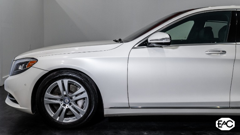 Used 2017 Mercedes-Benz S-Class S 550 4MATIC for sale Sold at Empire Auto Collection in Warren MI 48091 2