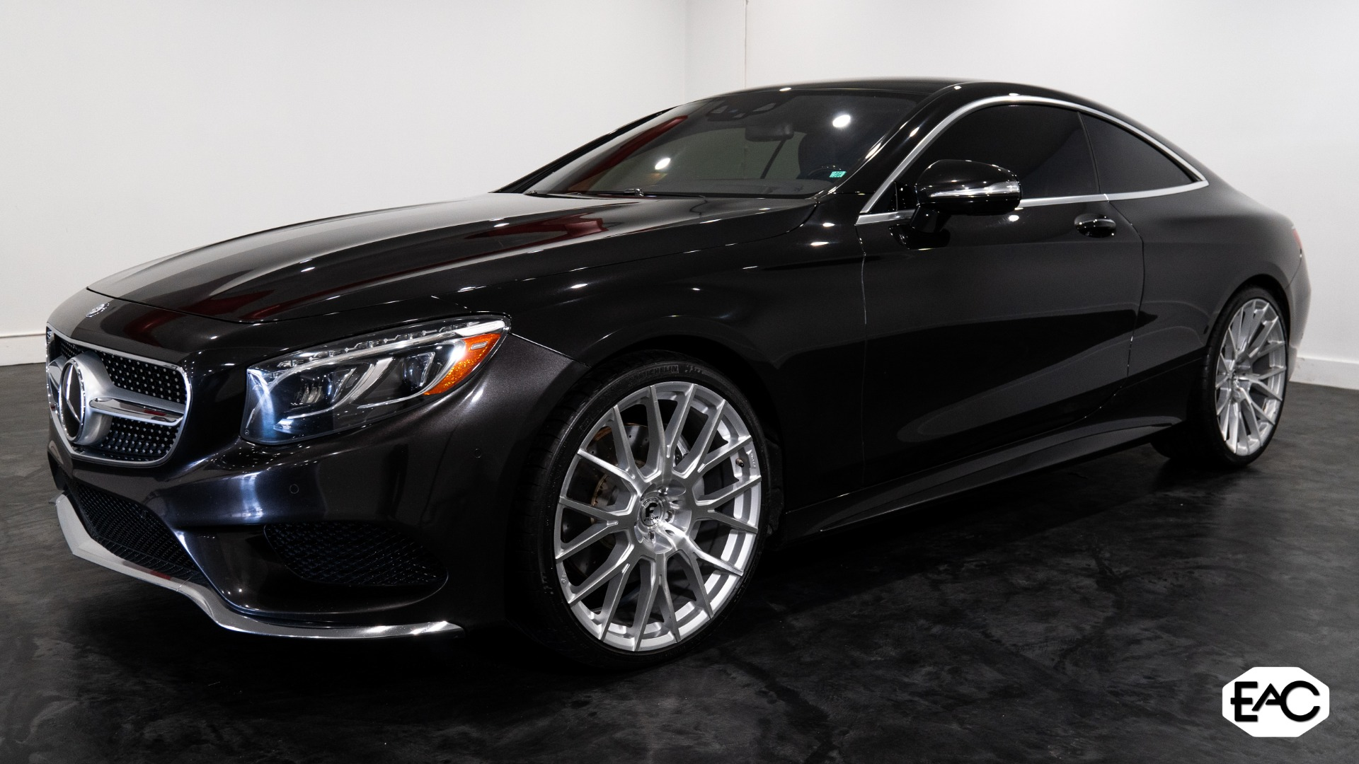 Used 2015 Mercedes-Benz S-Class S 550 4MATIC for sale Sold at Empire Auto Collection in Warren MI 48091 1