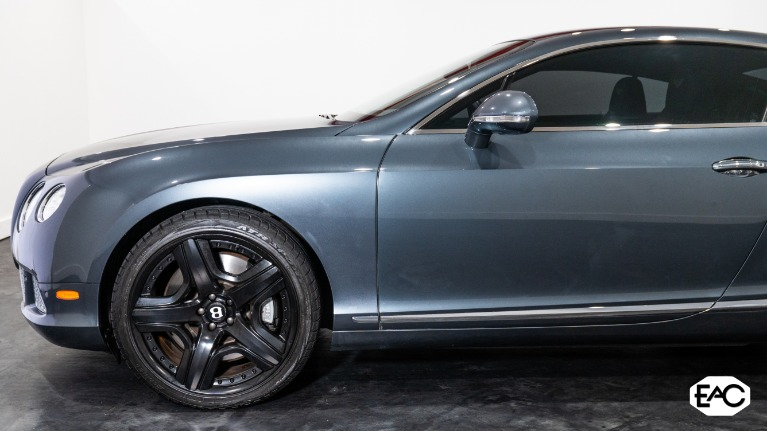Used 2012 Bentley Continental GT for sale $78,900 at Empire Auto Collection in Warren MI 48091 2