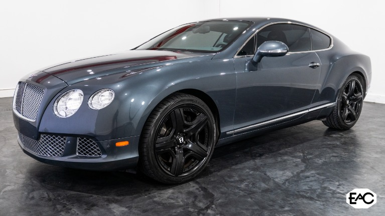 Used 2012 Bentley Continental GT for sale $78,900 at Empire Auto Collection in Warren MI 48091 1