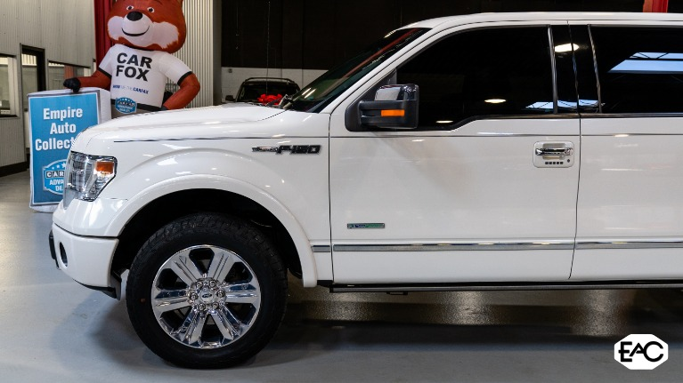 Used 2013 Ford F-150 Platinum for sale Sold at Empire Auto Collection in Warren MI 48091 2