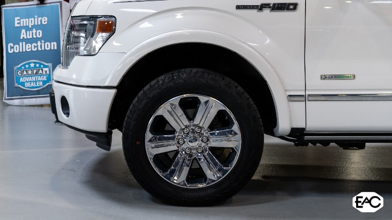 Used 2013 Ford F-150 Platinum for sale Sold at Empire Auto Collection in Warren MI 48091 3