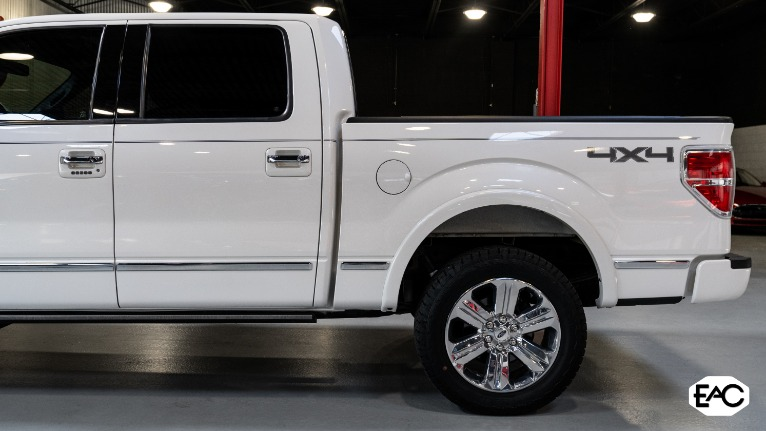 Used 2013 Ford F-150 Platinum for sale Sold at Empire Auto Collection in Warren MI 48091 4